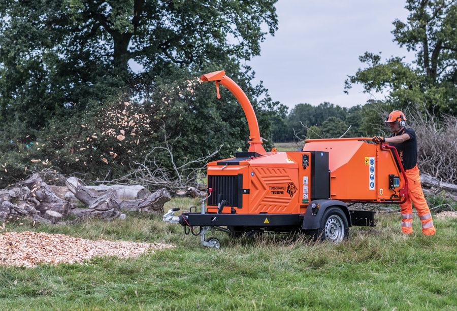 Logver Timberwolf Tw280